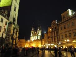 Praha_Nacht
