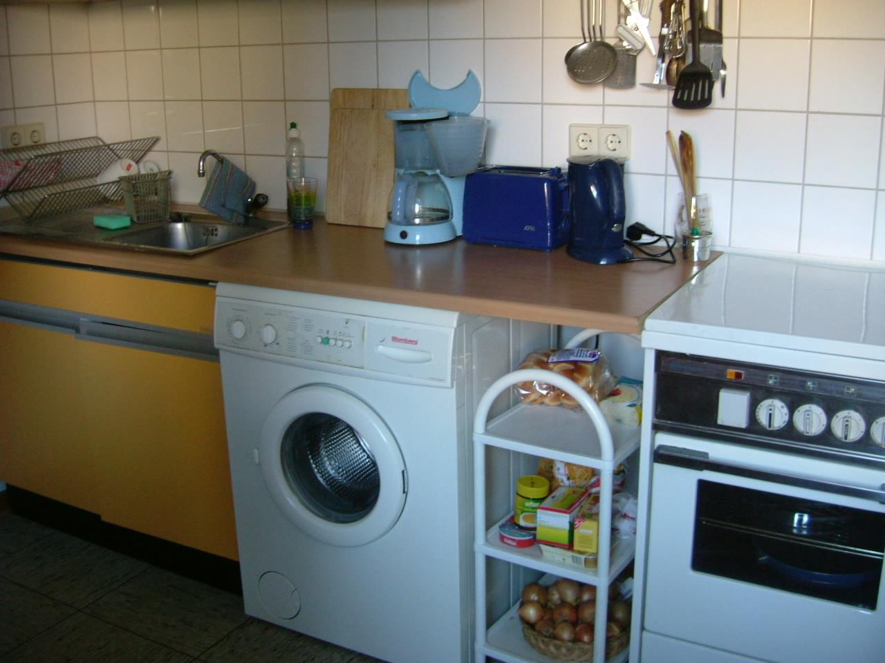 洗濯   ドイツ友